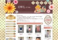 アメリカ古着・レディース  OWL-アウル-